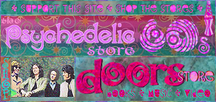 Shop the Waiting For The Sun Jim Morrison and Doors Store and the psychedelic 60s store for books, CDs, DVDs and more